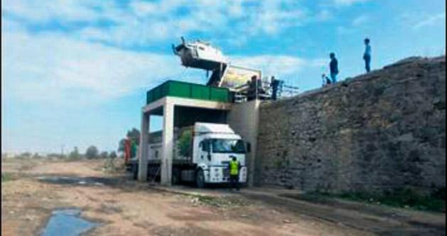 Beypazarı çöplüğü şehir dışına taşınıyor