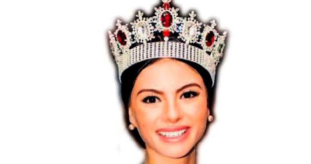 Filipin Kraliçesi dönerci çıktı