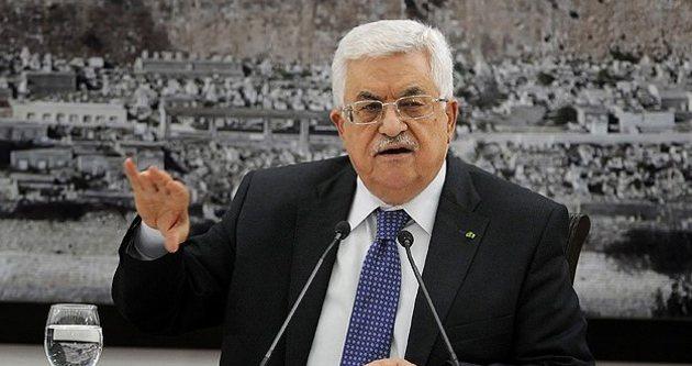 Abbas Mescid-i Aksa'yı savunma çağrısı yaptı