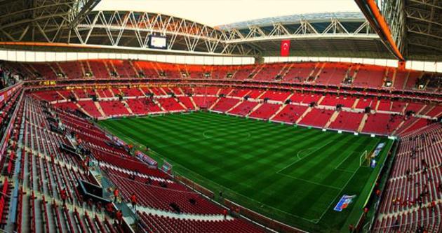 Galatasaray'a TT Arena şoku!