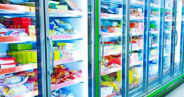Dondurulmuş gıdalara sıkı takip