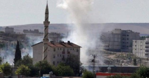 IŞİD, sınır kapısına havanlarla saldırıyor