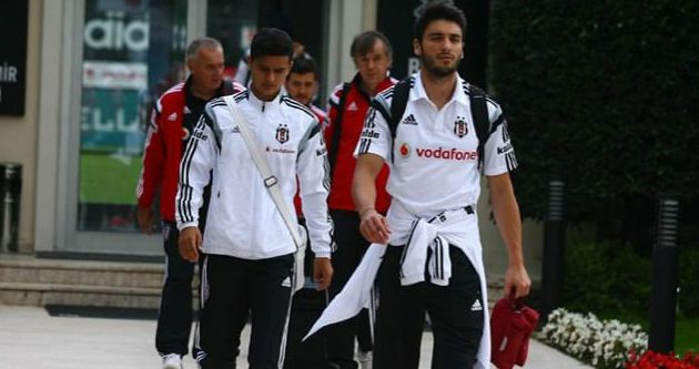 İşte Beşiktaş'in Sivas kadrosu