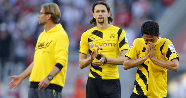 Dortmund'a bir darbe daha