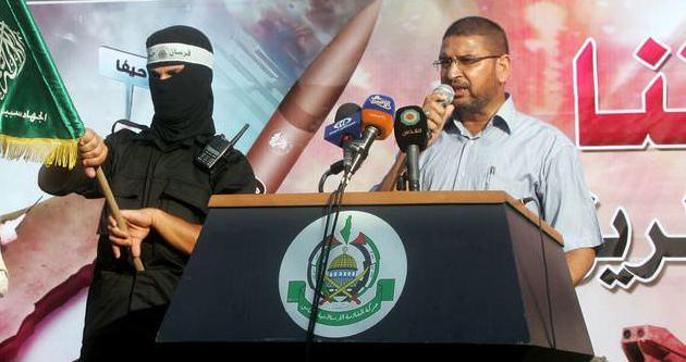 Abbas'ın çağrısına Hamas'tan cevap