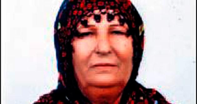 Yaşlı kadının talihsiz ölümü