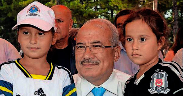 Mersin Büyükşehir'den üç önemli proje birden