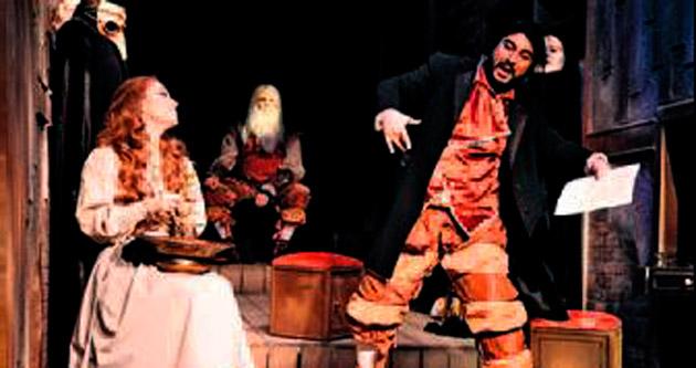 Tiyatro ödülü Bozkurt'un