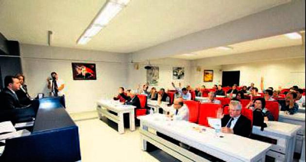 Menderes'te 2015 bütçesi belirlendi