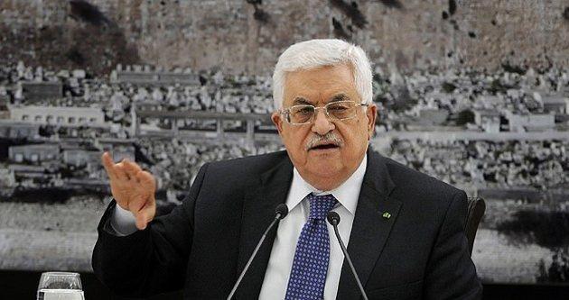 Abbas: Mescid-i Aksa ihlallerine karşı yasal işlem başlatacağız