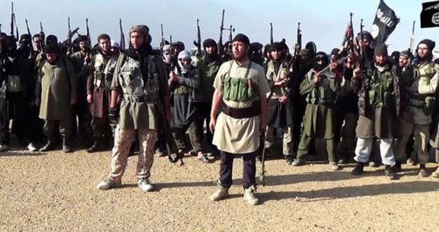 IŞİD'in destek birlikleri imha edildi