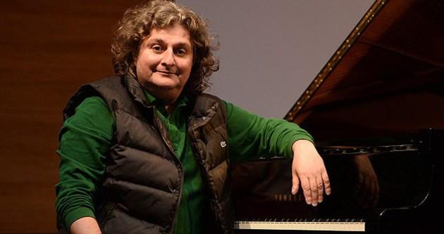 Piyanist Tuluhan Uğurlu'dan Gazze çağrısı