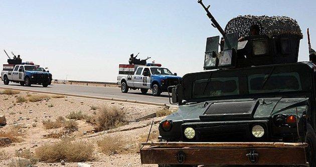 Irak'ta 45 IŞİD militanı öldürüldü