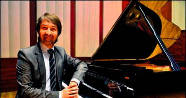 Grammy ödüllü piyanist İzmir'de