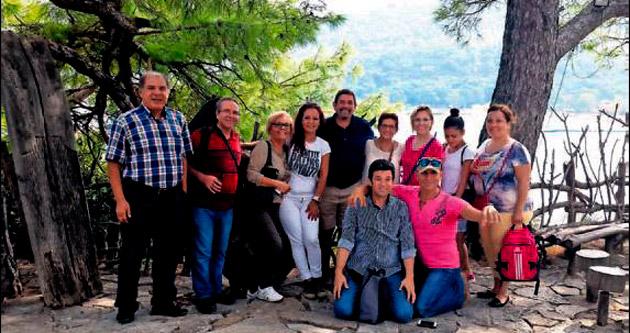 Kaleiçililer Yörük Parkı'nı inceledi