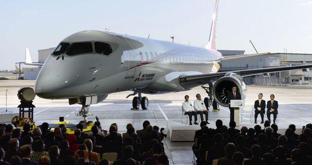 Japonya'nın 50 yıllık yerli uçak hayali gerçek oldu