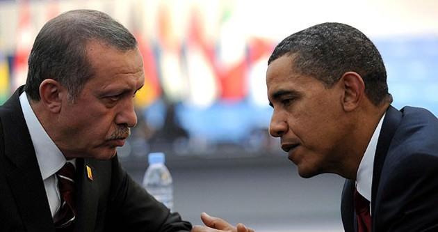 Obama Erdoğan'ı bilgilendirdi
