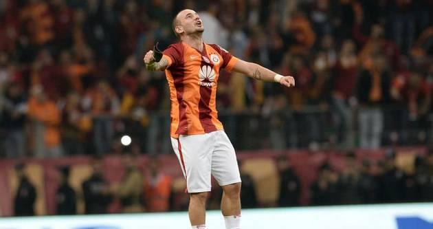 Galatasaray'ın Sneijder planı