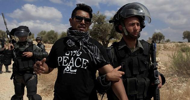 Batı Şeria'da 3 Filistinli gözaltına alındı