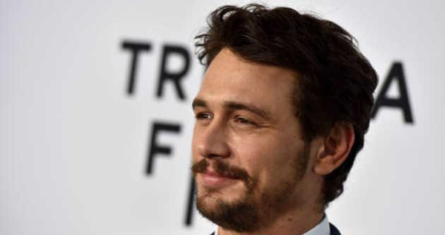 James Franco yeni filmi için kafasını kazıttı