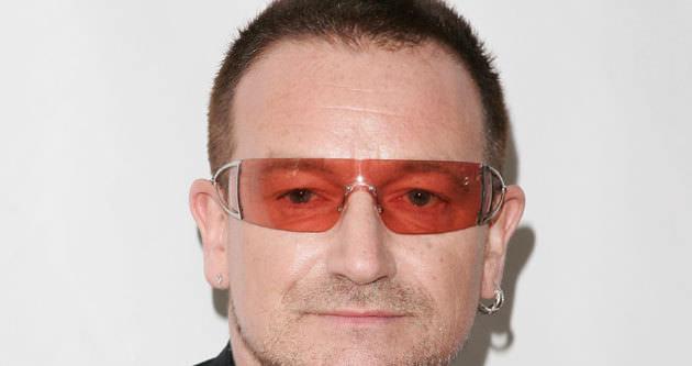 Bono, gözlüğünün sırrını açıkladı