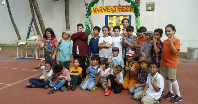 Doğa Koleji'nde Harvest Fest coşkusu