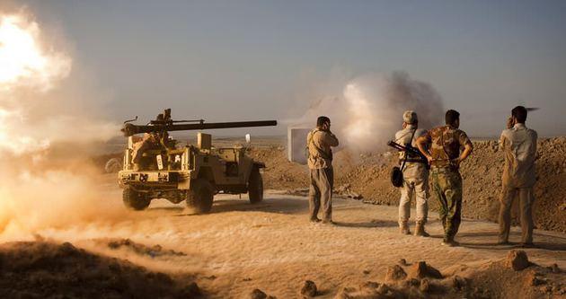 Peşmergeye Kobani izni!