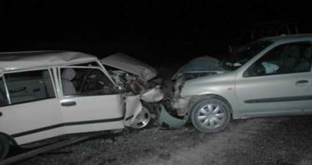 Aksaray'da katliam gibi kaza