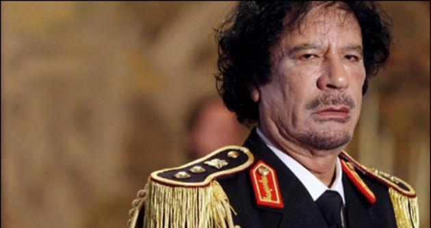 Muammer Kaddafi'nin 3. ölüm yıldönümü