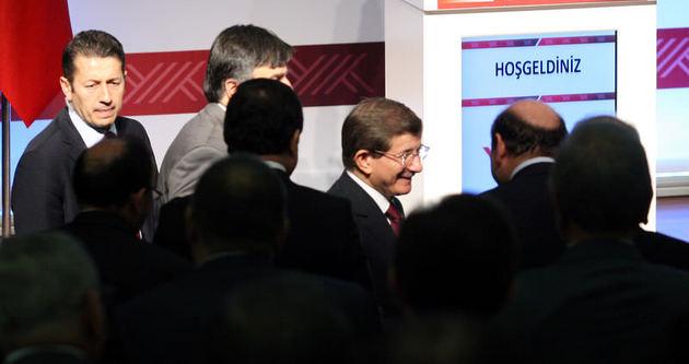 Davutoğlu 28 Şubat zorluklarını anlattı