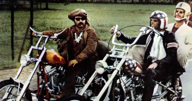 Easy Rider'ın efsane motoru rekor fiyata satıldı