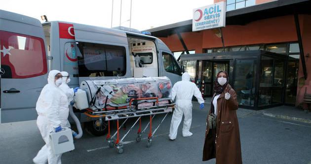 Sağlık Bakanlığı'ndan Ebola açıklaması