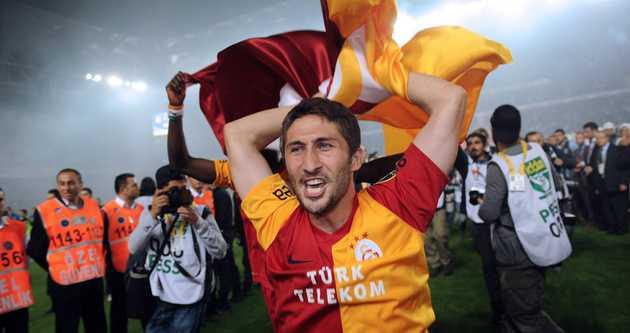 Galatasaray'da 'Sabri' sesleri