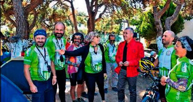 Uluslararası Bisiklet Festivali tamamlandı