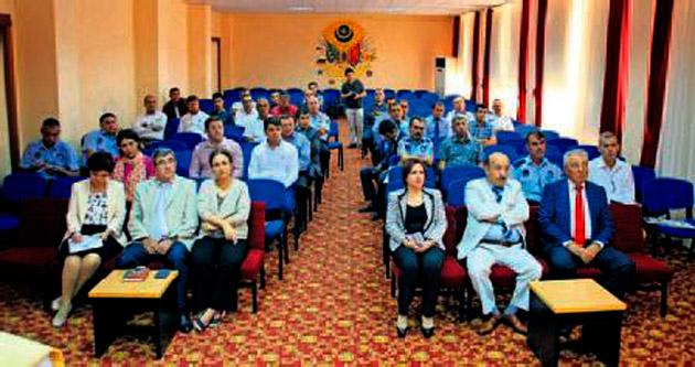 İlçe zabıtalarına eğitim semineri