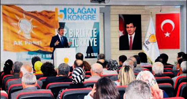 AK Parti Denizli'de temayül yoklaması