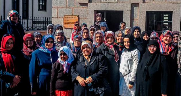 Cami Haftası için gezi düzenlendi