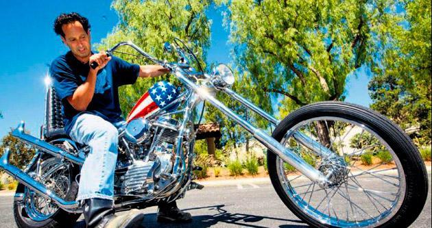Efsane motosiklete 1.35 milyon dolar