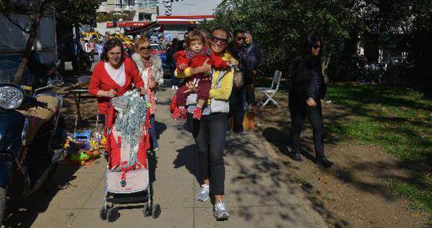 Ebru Akel'in aile saadeti