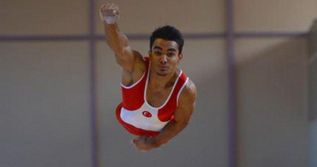 Ferhat Arıcan cimnastik tarihine geçti