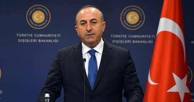 Dışişleri Bakanı Çavuşoğlu Guardian'a makale yazdı