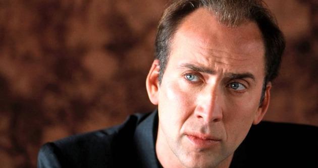 Nicolas Cage'den kendi filmine protesto