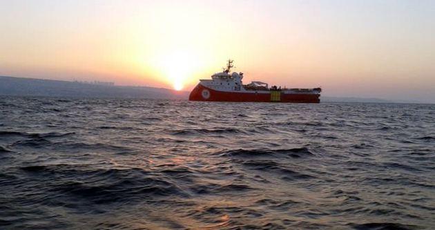 Barbaros, Akdeniz'i salladı!
