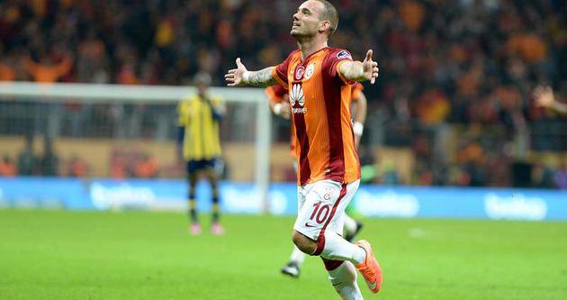 Sneijder'in menajerinden flaş açıklama