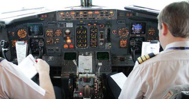 THY uçağını karıştıran anons!