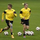 Dortmund ter antrenmanı yaptı