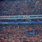 Galatasaraylı taraftarlardan büyük tepki