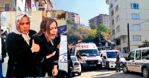 POLİS ŞÜPHELİ TORUNUN PEŞİNE DÜŞTÜ