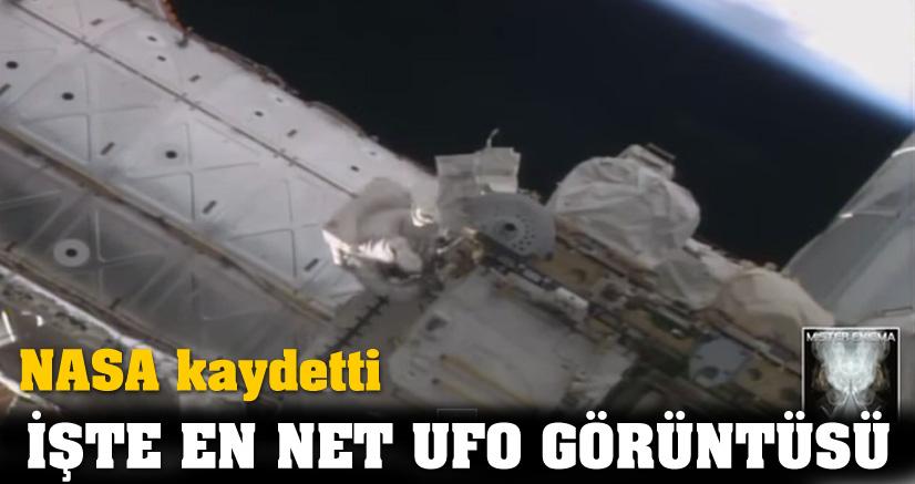 NASA'dan UFO görüntüsü - Sabah