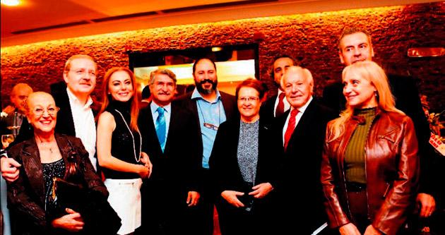 Baykal Saran Ödülü Dilek Bozkurt'un oldu